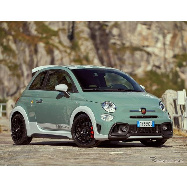 フィアットの高性能車部門のアバルトは10月5〜6日、イタリア・ミラノで開催した「アバルト・デイズ2019」に...