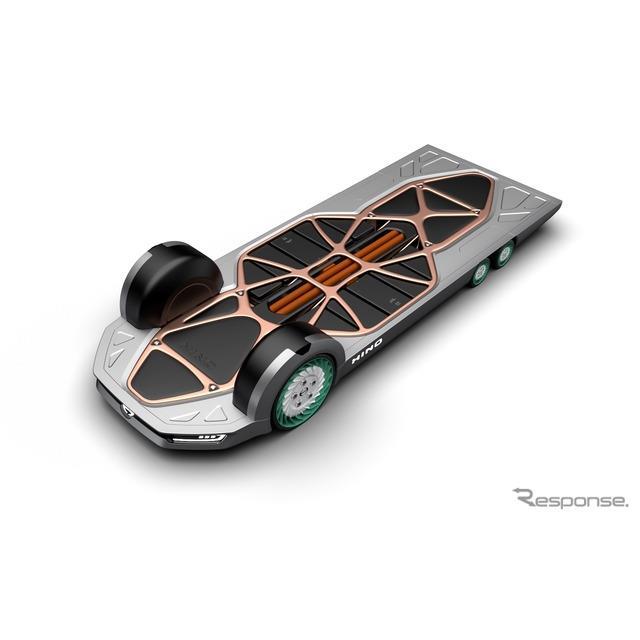 日野自動車 フラットフォーマー