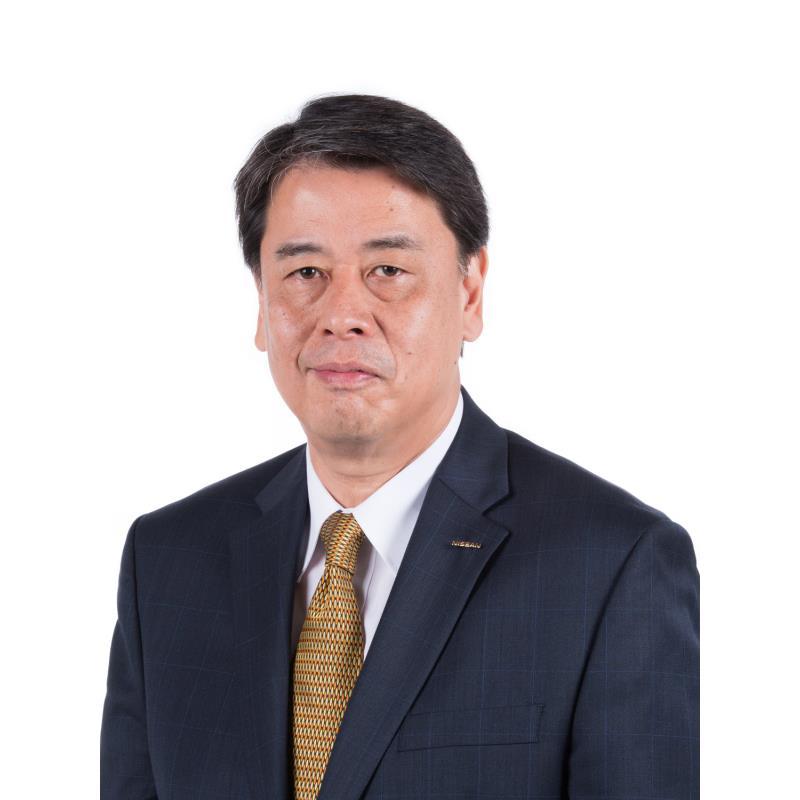 日産自動車の新社長兼CEOに内定した内田 誠氏。