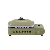 LOGOS×SENGOKU ALADDIN ポータブル ガス ホットプレート プチパン (限定まな板付)