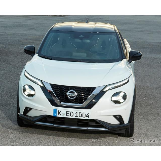 日産自動車の欧州部門は10月8日、新型『ジューク』(Nissan Juke)を11月、欧州市場で発売すると発表した。...