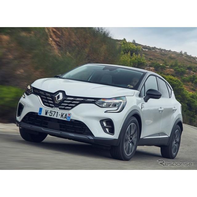 ルノーは、新型『キャプチャー』(Renault Captur)を欧州市場で発売すると発表した。  キャプチャーは、...