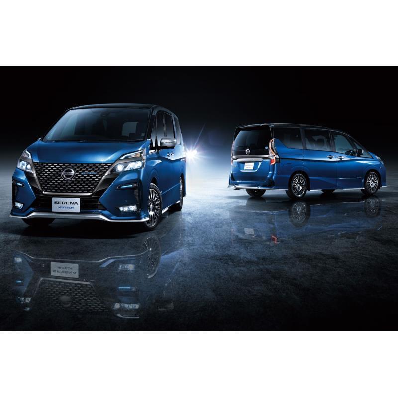 日産自動車の関連会社であるオーテックジャパンは2019年10月17日、「日産セレナ」のカスタムカー「AUTECH」...