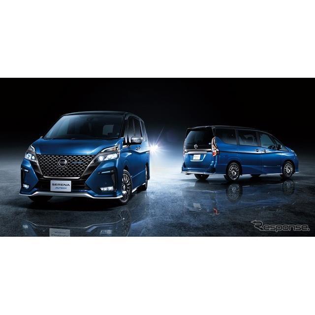 日産自動車の関連会社であるオーテックジャパンは、『セレナ オーテック』をマイナーチェンジ。ベースモデ...