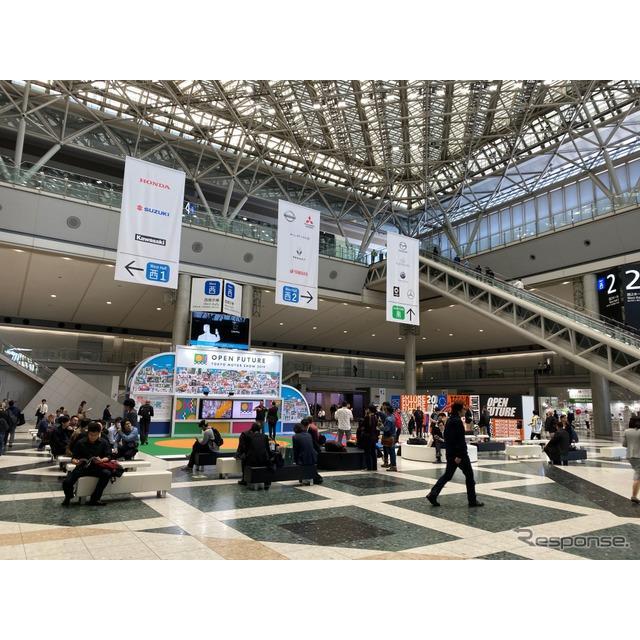東京モーターショー2019(有明)