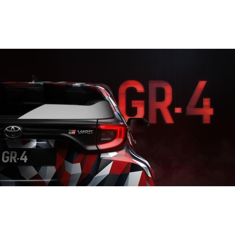 TOYOTA GAZOO Racingが「GRヤリス」の発表を予告