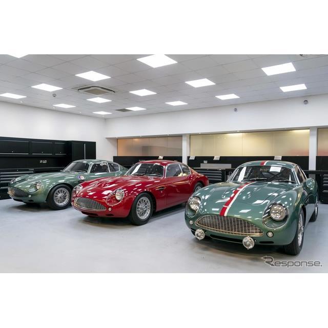 アストンマーティン DB4 GT Zagato コンティニュエーション