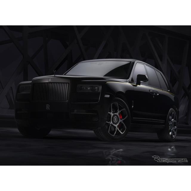 ロールスロイスモーターカーズは、ブランド初のSUVのロールスロイス『カリナン』(Rolls-Royce Cullinan)...