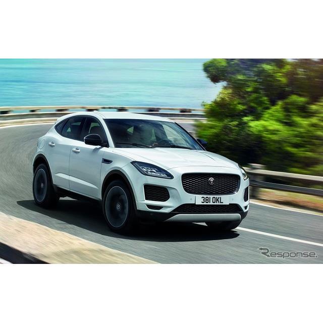 ジャガー・ランドローバー・ジャパンは、ジャガーのSUVモデル『E-PACE』および『F-PACE』に特別仕様車「セ...