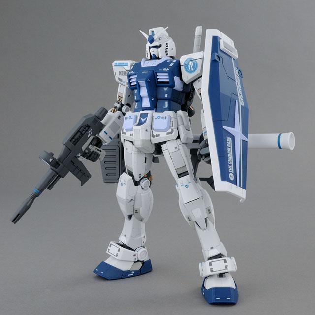 MG 1/100 ガンダムベース限定 RX-78-2 ガンダムVer.3.0 [ガンダムベースカラー]