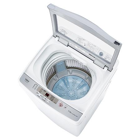 アクア 洗濯機 7キロ 口コミ