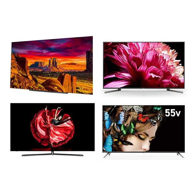 有機ELで15万円台の4Kチューナー搭載モデルも登場した4Kテレビまとめ