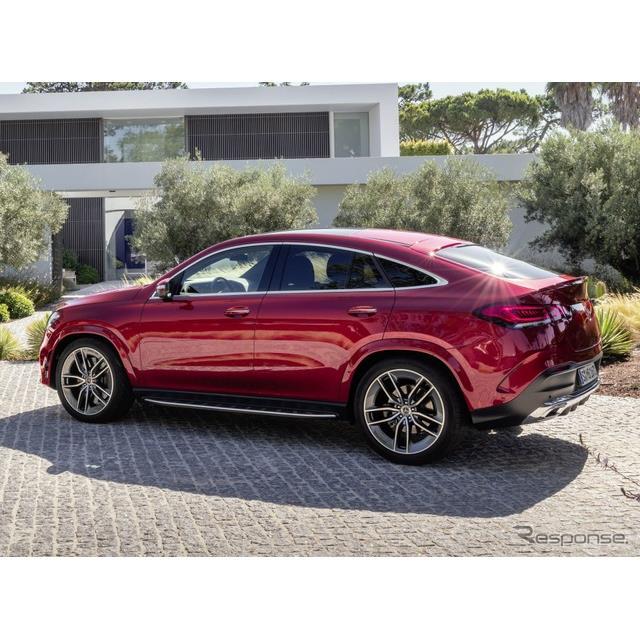 メルセデスベンツは11月22日、新型『GLEクーペ』(Mercedes-Benz GLE Coupe)の受注を欧州で開始した。ドイ...