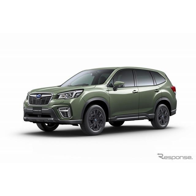 SUBARU(スバル)は、クロスオーバーSUV『フォレスター』に特別仕様車「X-エディション」を設定し、2020年1...