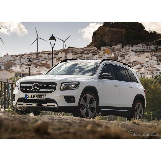 メルセデスベンツは11月27日、新型SUVの『GLB』(Mercedes-Benz GLB)を、12月に欧州市場で発売すると発表...