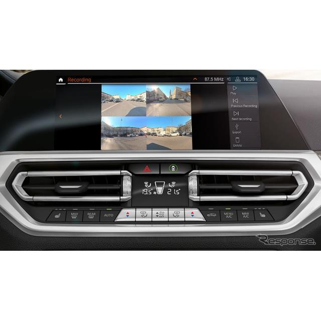 BMW ドライブレコーダー機能