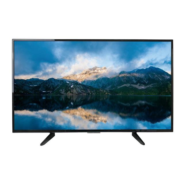 税別29,800円、国産映像エンジン搭載の43V型4K/HDR液晶テレビ「AX-KH43」