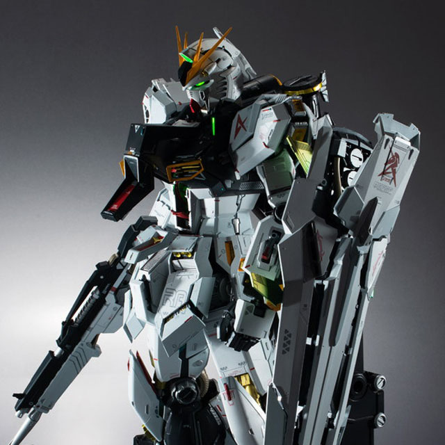 METAL STRUCTURE 解体匠機 RX-93 νガンダム
