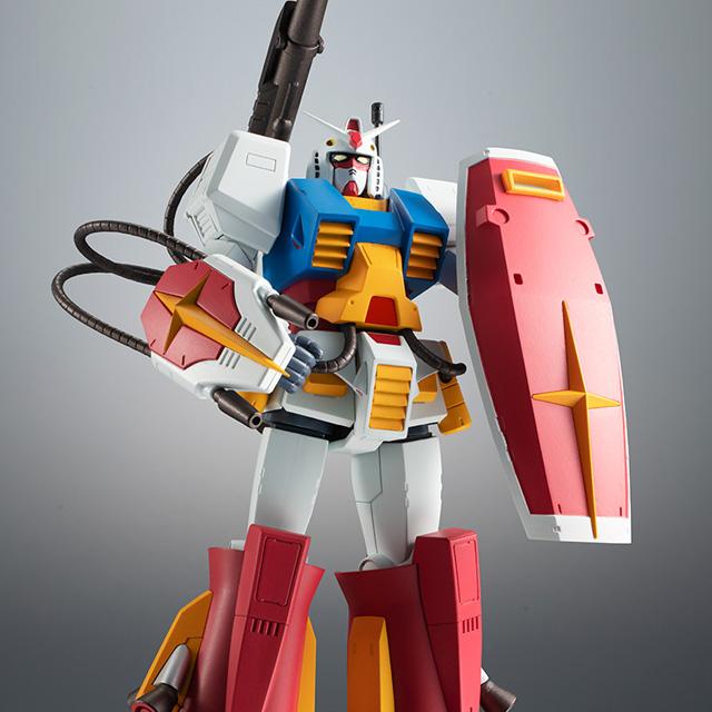 ROBOT魂 <SIDE MS> PF-78-1 パーフェクトガンダム ver. A.N.I.M.E.