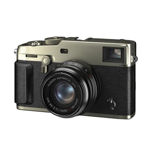 FUJIFILM X-Pro3 DRシルバー