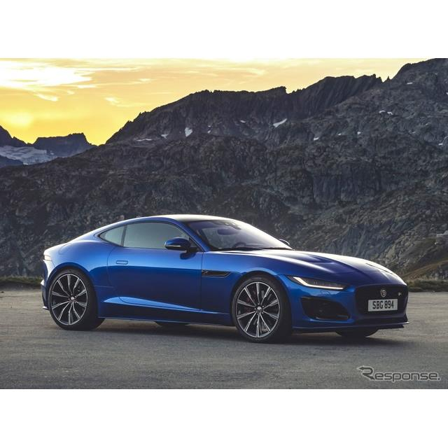 ジャガーカーズは12月2日、ジャガー『Fタイプ』(Jaguar F-TYPE)の改良新型を、欧州で発表した。  Fタイ...