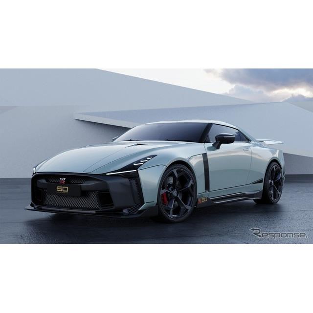 日産自動車は、イタルデザインと共同開発した『Nissan GT-R50 by Italdesign』の限定市販モデルの納車を202...