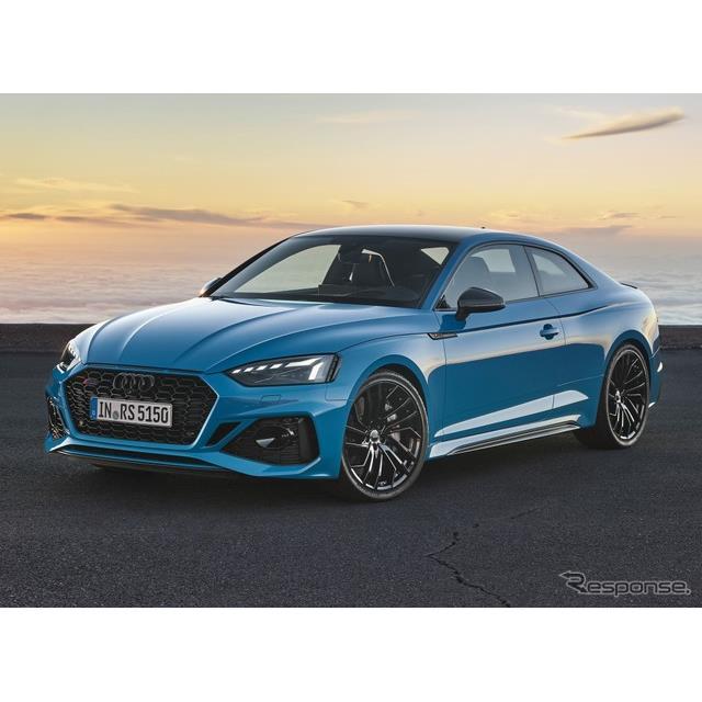 アウディは12月10日、改良新型『RS5クーペ』(Audi RS 5 Coupe)を欧州で発表した。  同車は、最新の『A5...
