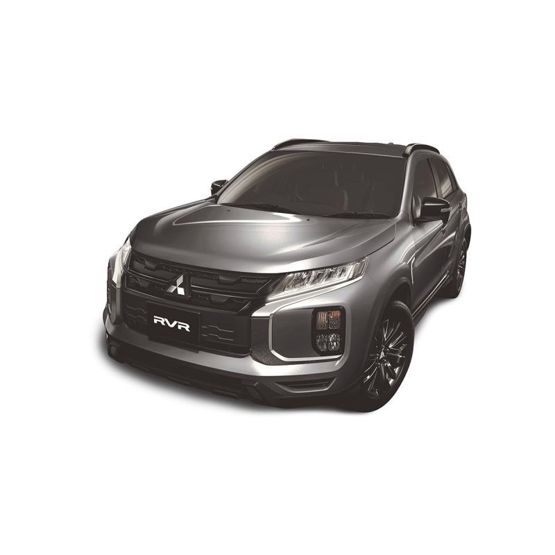 三菱自動車は2019年12月12日、コンパクトSUV「RVR」に特別仕様車「ブラックエディション」を設定し、販売を...