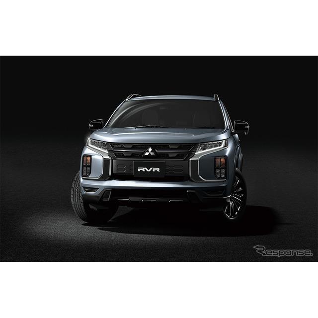 三菱自動車は、コンパクトSUV『RVR』に、ブラックをアクセントカラーとした特別仕様車「ブラックエディショ...