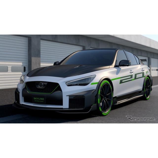 日産自動車とオーテックジャパン、ニスモの3社は、2020年1月10日から12日の3日間、幕張メッセで開催される...
