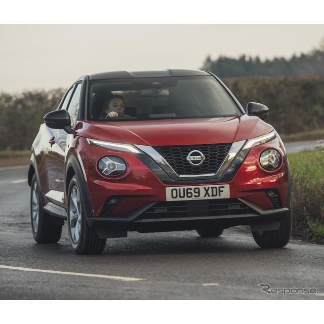 日産自動車の欧州部門は12月11日、新型『ジューク』(Nissan Juke)の欧州販売を開始した、と発表した。ま...