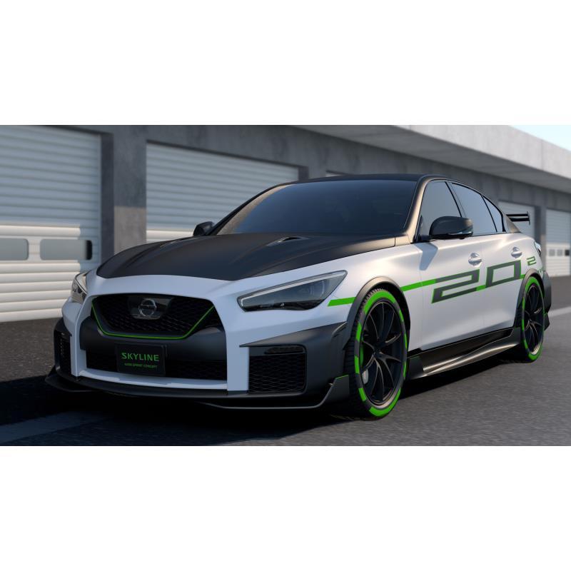 日産自動車と、同社の関連会社であるオーテックジャパン、およびニッサン・モータースポーツ・インターナシ...