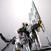 METAL STRUCTURE 解体匠機 RX-93 νガンダム専用オプションパーツ フィン・ファンネル
