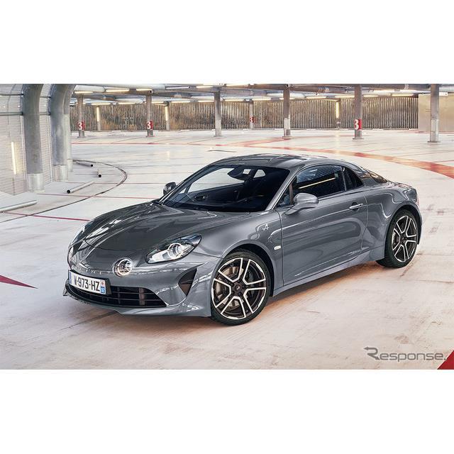 アルピーヌ・ジャポンは、左ハンドルの限定車『A110リネージ リミテッド』10台を2020年1月9日から、全国14...
