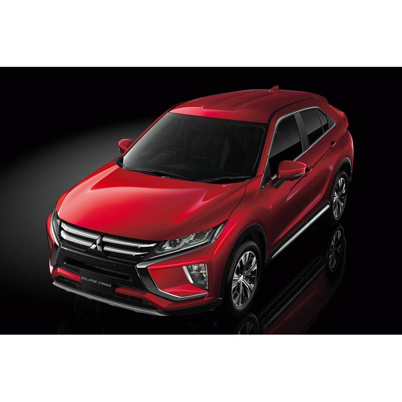 三菱自動車は2019年12月25日、クロスオーバーSUV「エクリプス クロス」に一部改良を実施し、販売を開始した...