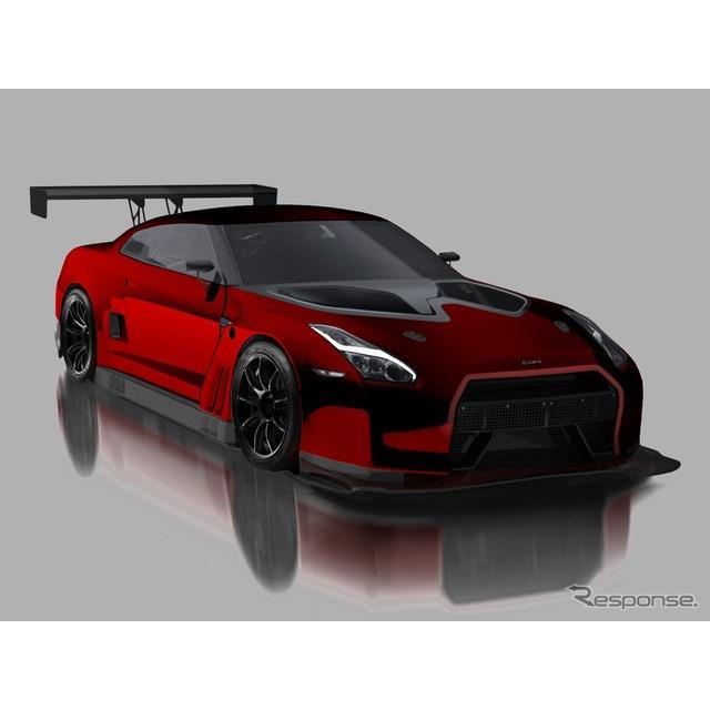 英国に本拠を置くモータースポーツ会社JRMは、日産『GT-R』をベースにした ロードカー、JRM『GT23』を、202...
