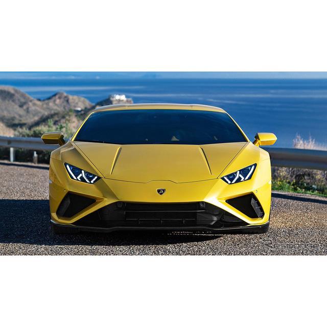 ランボルギーニは1月4日、『ウラカン・エボRWD』 (Lamborghini Huracan EVO RWD)を欧州で発表した。ラン...