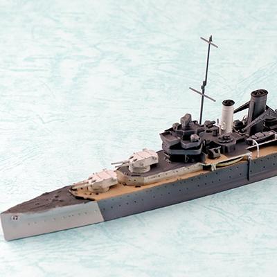 英国海軍 重巡洋艦 コーンウォール