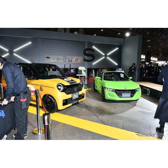 ホンダは、2シーターオープンスポーツ『S660』をマイナーモデルチェンジして、1月10日より販売を開始した。...