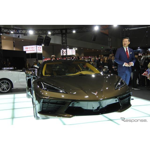ゼネラルモーターズ・ジャパン(GMジャパン)は1月10日に幕張メッセで開幕した東京オートサロン2020で全面...