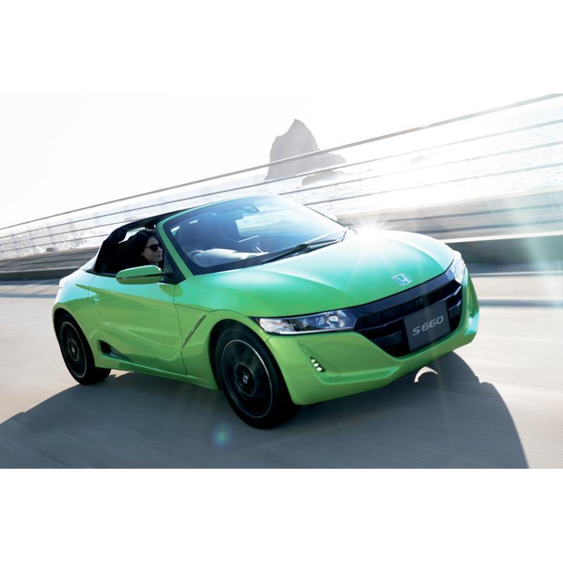 本田技研工業は2020年1月10日、軽規格のオープンスポーツカー「S660」をマイナーチェンジし、同日販売を開...