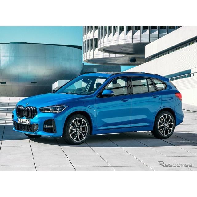 BMWは、『X1』(BMW X1)初のプラグインハイブリッド車(PHV)、「X1 xDrive25e」グレードを、欧州市場で発...