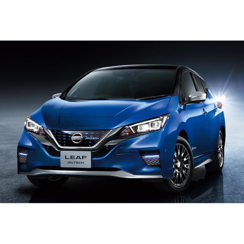 日産自動車の関連会社であるオーテックジャパンは2020年1月16日、同社が手がける「日産リーフ」のカスタマ...