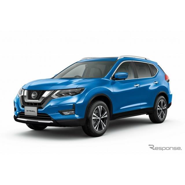 日産自動車は、ミドルサイズSUV『エクストレイル』の先進安全装備を拡充し、1月23日(予定)より発売する。...