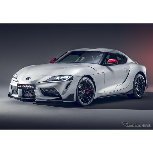 トヨタ自動車の欧州部門は、間もなく新型『スープラ』(Toyota Supra)の2.0リットル直列4気筒ターボエンジ...