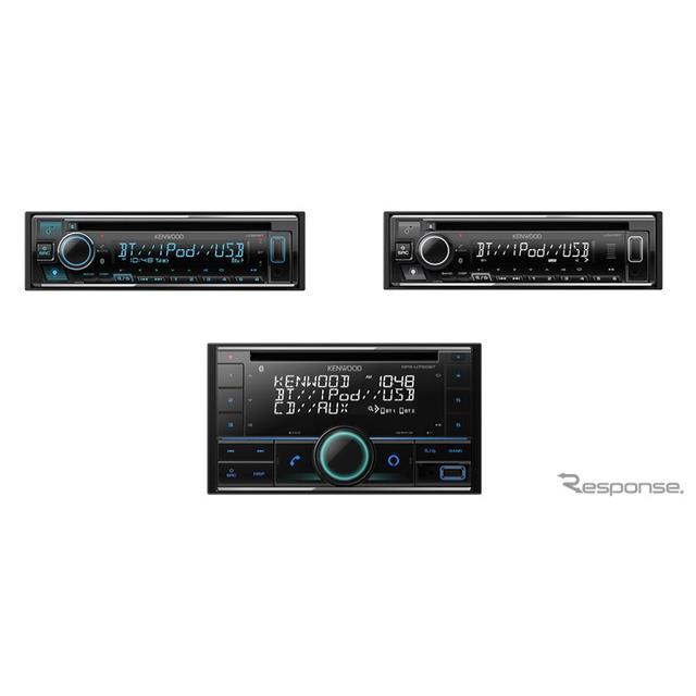 ケンウッド CD/USB/iPod/Bluetoothレシーバー 2020年モデル
