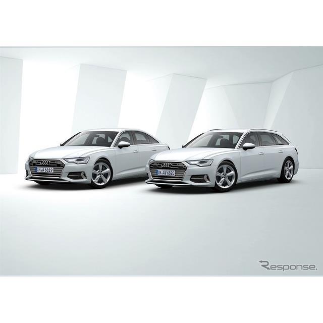 アウディジャパンは、『A6』および『A7スポーツバック』に2.0リットルTFSIエンジン搭載グレードを追加し、1...