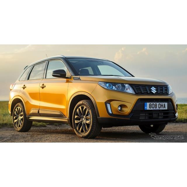 スズキ(Suzuki)の欧州部門は、『ビターラ』「(日本名:『エスクード』に相当)と『Sクロス』(日本名:...