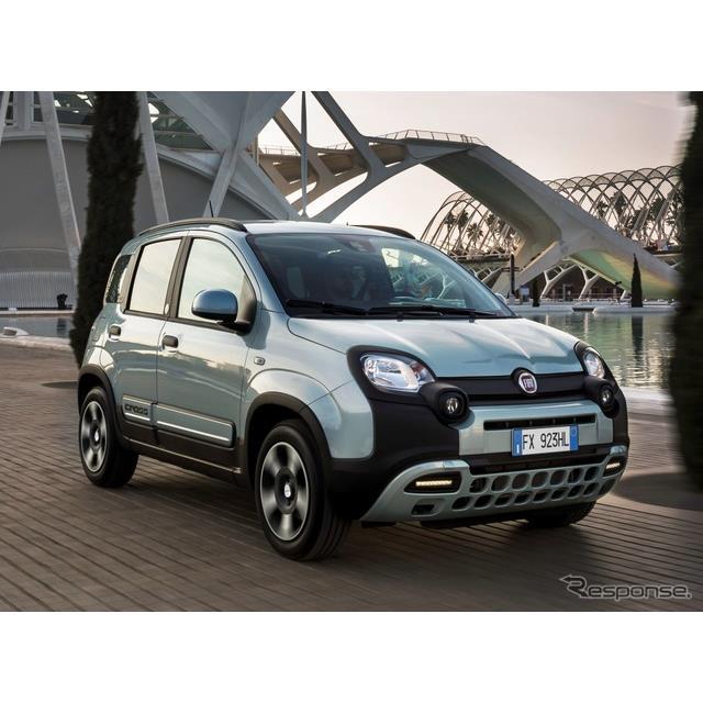 フィアットは、フィアット『パンダ』にマイルドハイブリッドの『パンダ ハイブリッド』(Fiat Panda Hybrid...