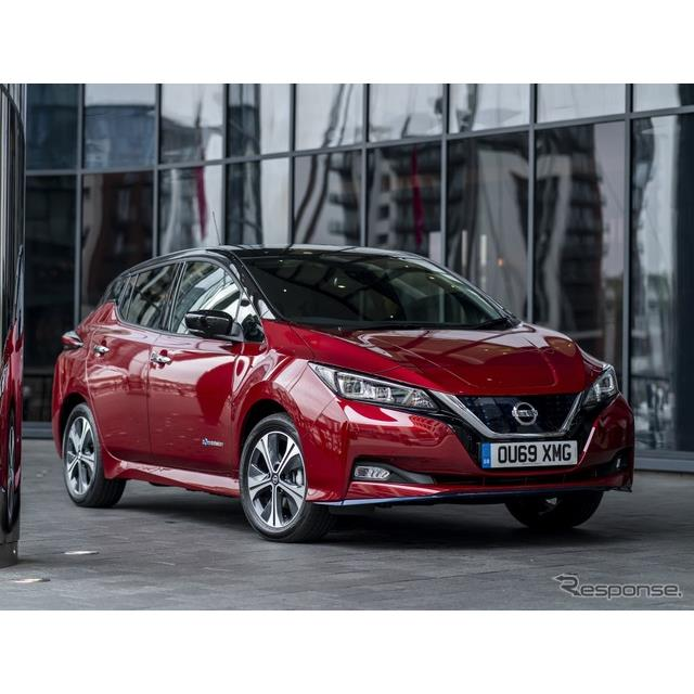 日産自動車(Nissan)の欧州部門は1月24日、ウーバーと提携を結び、英国ロンドンにおいてゼロエミッション...